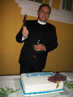 1º ANO DE SACERDÓCIO DE PE. GEORGE LOURENÇO