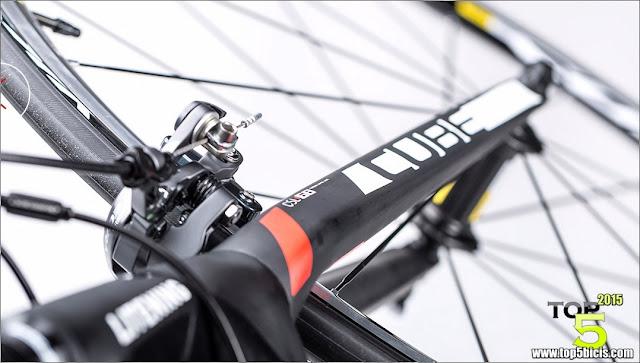 Cube LITENING C68 PRO, gran bici y sobre todo, muy escaladora