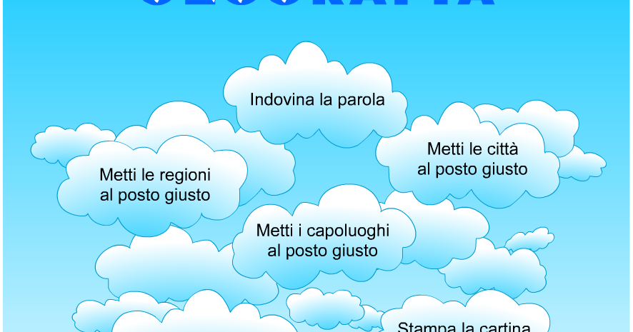 Guamodì Scuola: Geografia in Baby flash: giochi e risorse ...