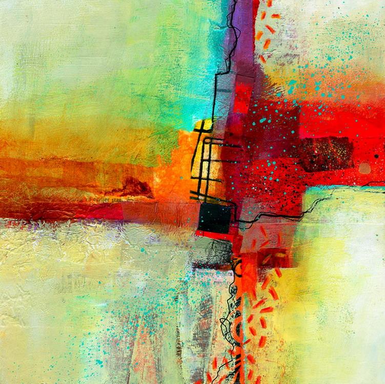 Cuadros modernos pinturas y dibujos ideas pr cticas con - Cuadros para oficina ...