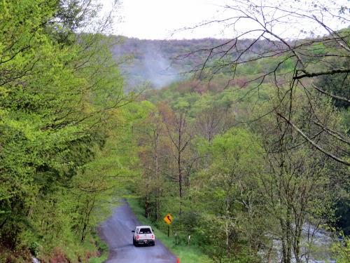 Catskill road
