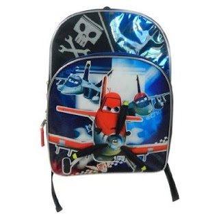 disneys planes movie backpack for kids with dusty