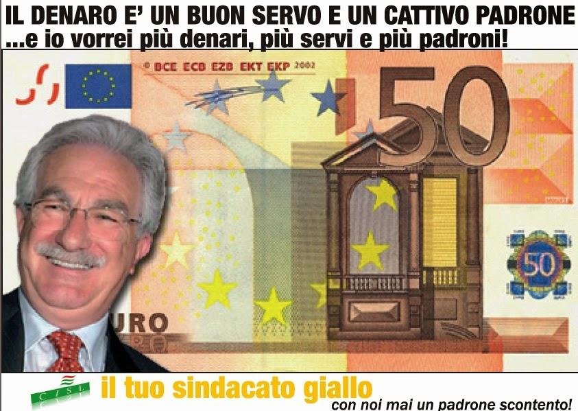 5.122,00 euro netti mese. Per questo è andato in pensione