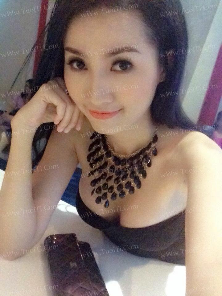 gái xinh Phan Mơ tên đẹp người cũng đẹp