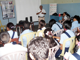 "Proyecto Educativo ""Yo Amo Apure"" dictó taller en Centro de Formación Cristo Rey de San Fernando"