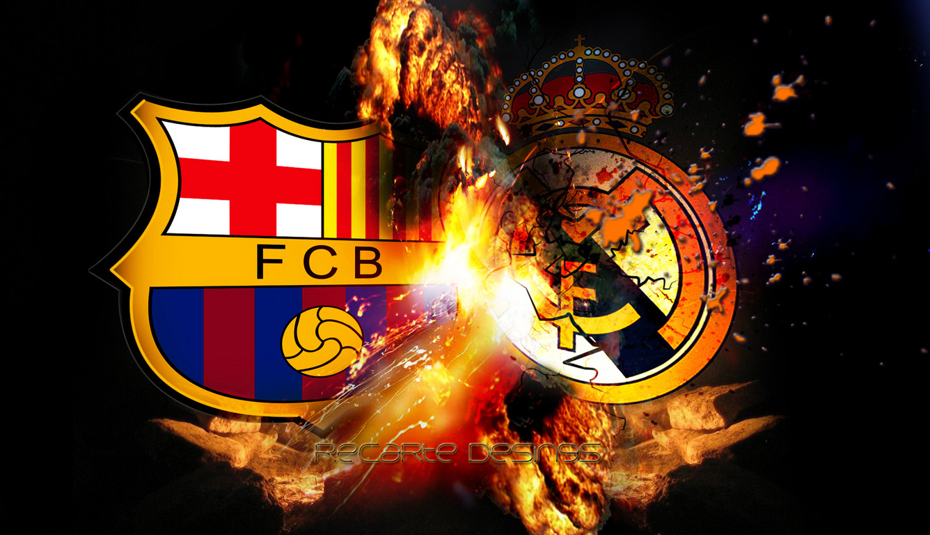 Barcelona vs Real Madrid 2014