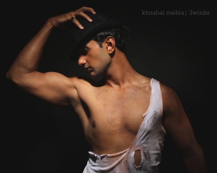 Dare to bare : Hot Indian TV Actors : Gautam Rode and