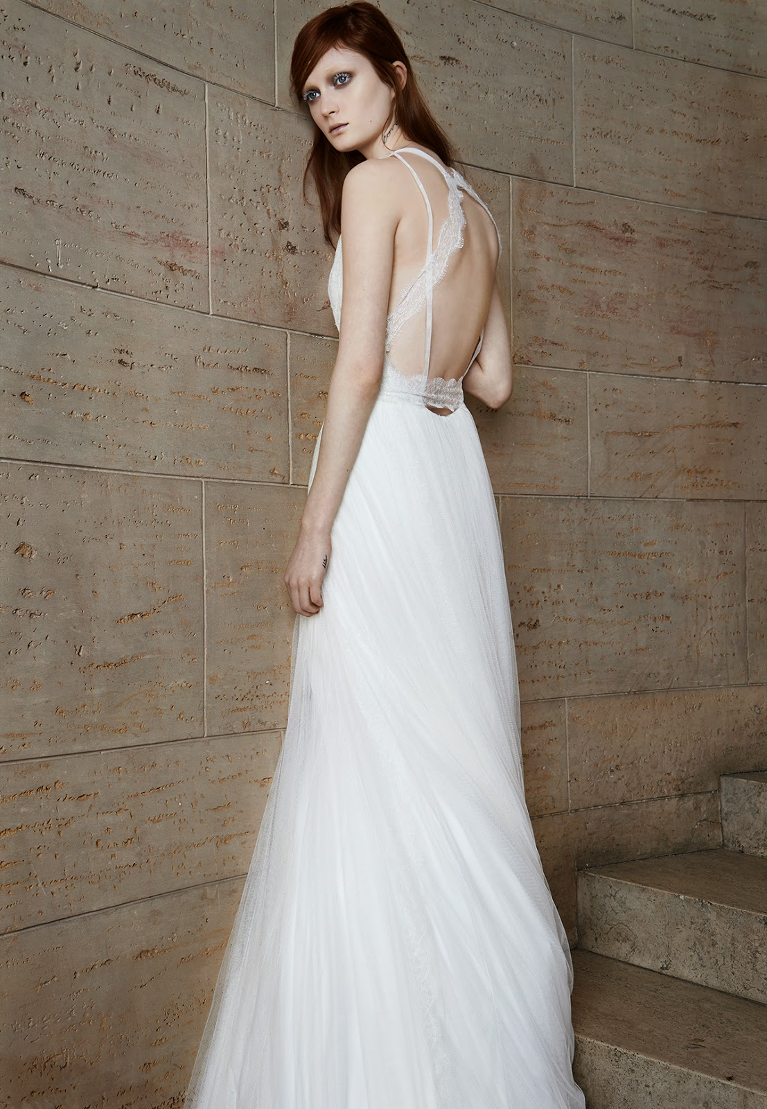 Vera wang 2015 spring wedding dress collection hot for Vera wang used wedding dress
