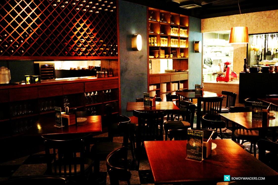 &Sons Italian Resto + Bar, Cross Street