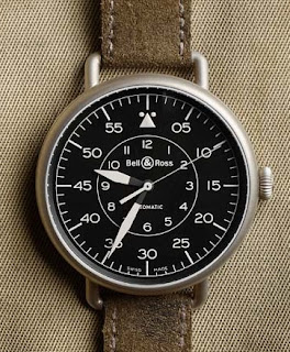Montre Bell & Ross Vintage WW1 Military