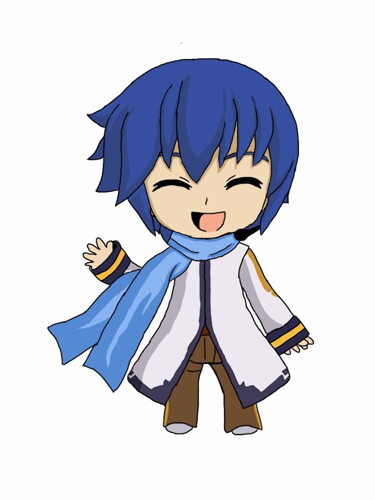 Vocaloid Chibi Kaito I...