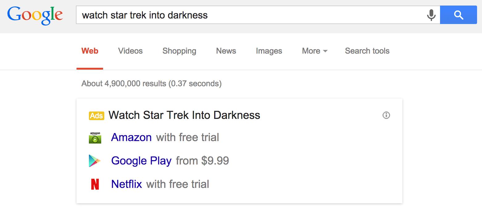 Google, korsana savaş açtı