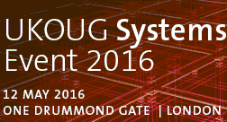UKOUG Systems Event