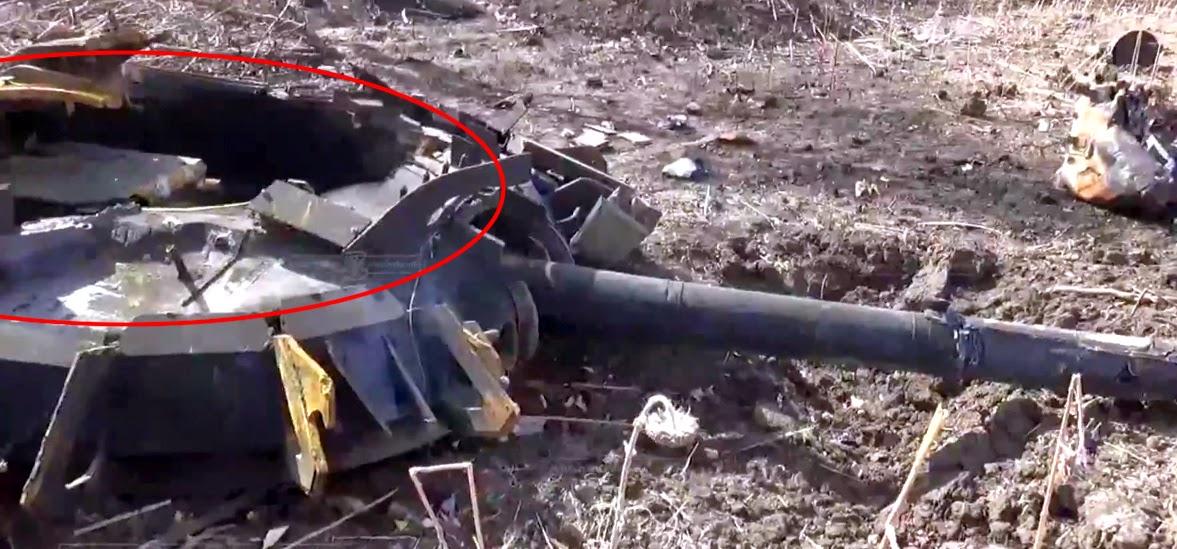 Sobre los T-64 y su desempeño en Ucrania 275815_original