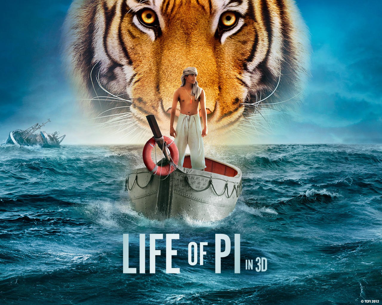 Life of pi life of pi movie overview for Life of pi animals