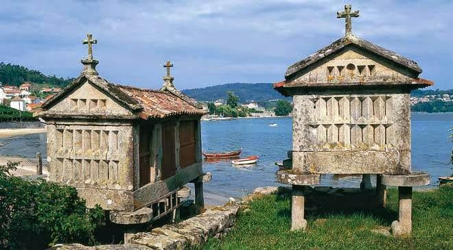 Combarro, Pontevedra, enclaves gallegos para visitar