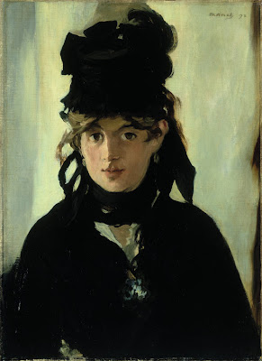 Edouard Manet - Berthe Morisot with a Bouquet of Violets, 1872