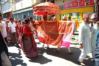 phulpati in Kalimpong - 2014