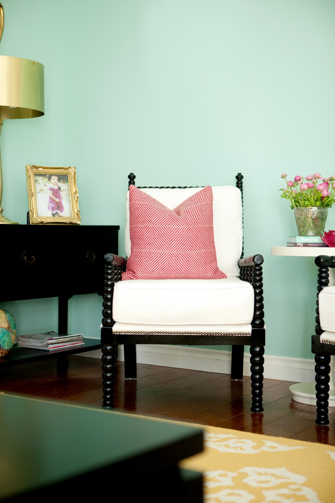 BDG Style: FAMILY ROOM Before & After