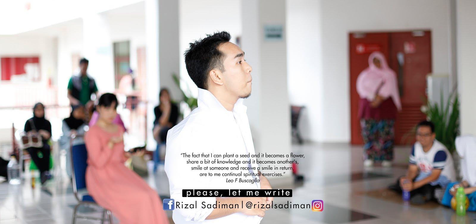 Rizal Sadiman