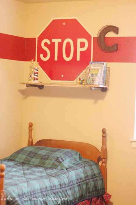 bebe a la mode designs: Gettin\' Organized: Boy\'s Room