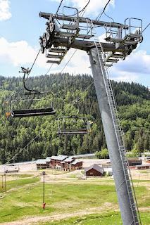 Hohneck Ski Station, Les Vosges, Stéphanie Kilgast