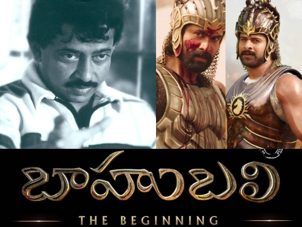 Baahubali Created excellent records,Rgv Tweets on Baahubali ,Ram Gopal Varma Tweets about Baahubali