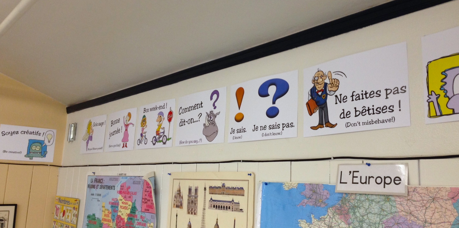 Spanish Classroom Decorations High School : Classroom decorations share the knownledge