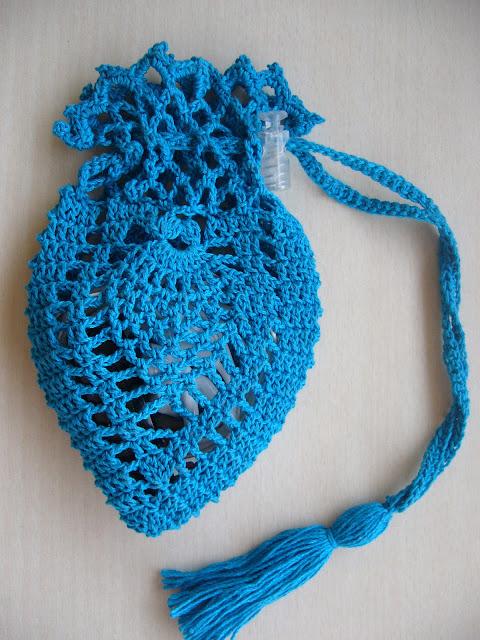 Crochetkari: Crochet Pineapple Pouch