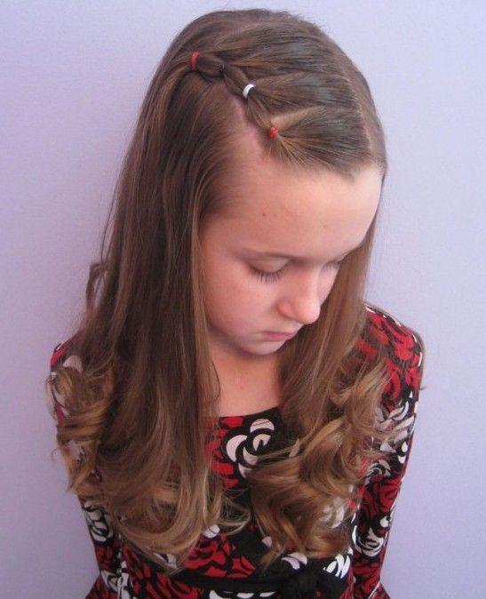 Harus Tahu Tren Model Rambut Anak Perempuan Masa Kini - Gaya rambut anak perempuan ke sekolah