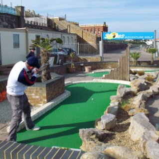 BMGA British Masters minigolf tournament 2010
