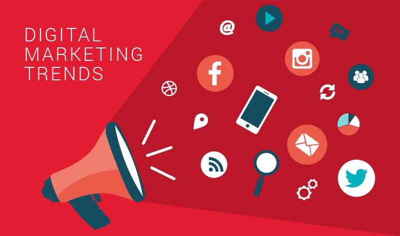 2015 Digital Marketing Trends - #infographic