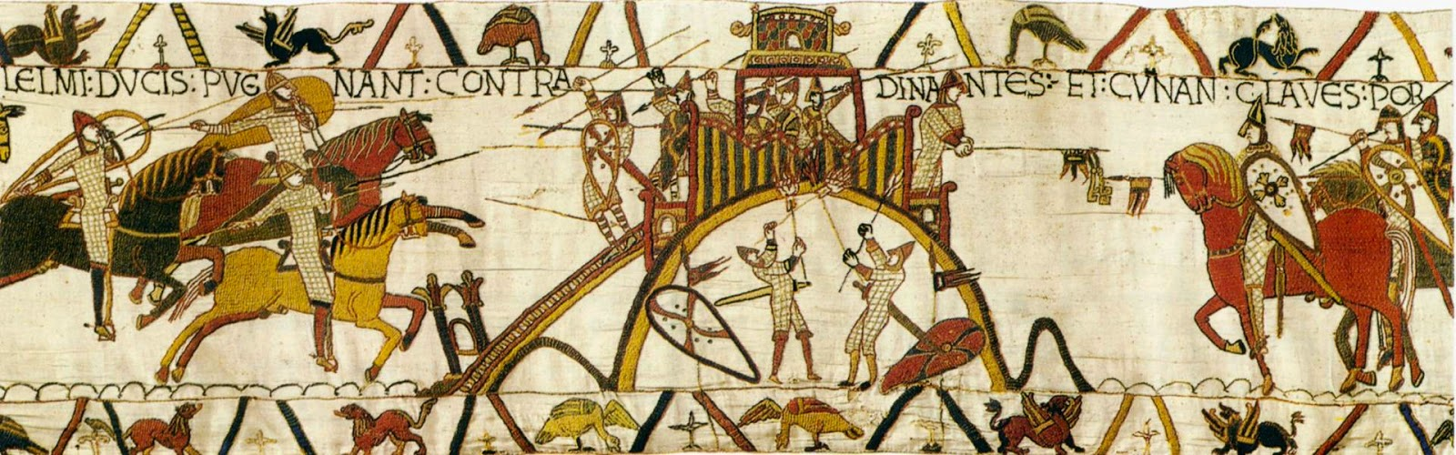 art and women spring post women s roles from middle ages the bayeux tapestry 1086