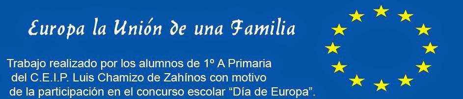 Europa la Unión de una Familia