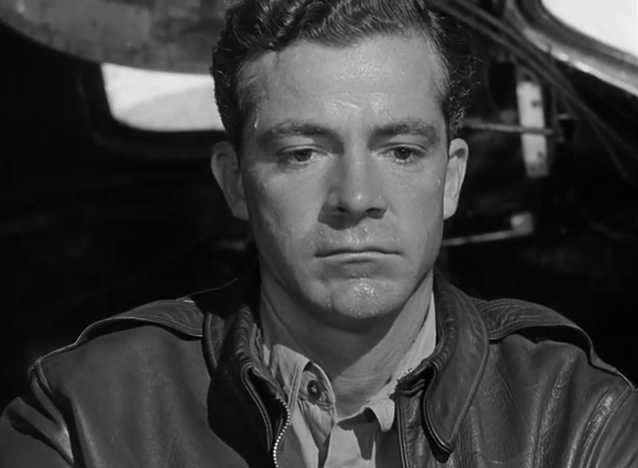 Dana Andrews did not receive an Oscar nomination for portraying ... Dana Andrews