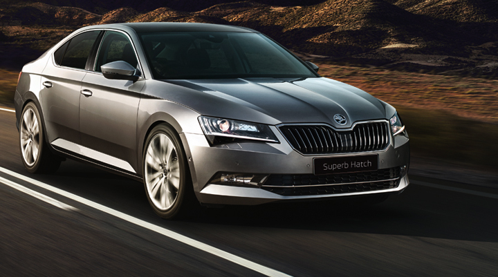 The Gordon Lamb Motor Group: New 2016 model year Skoda
