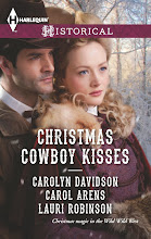 Christmas Cowboy Kisses