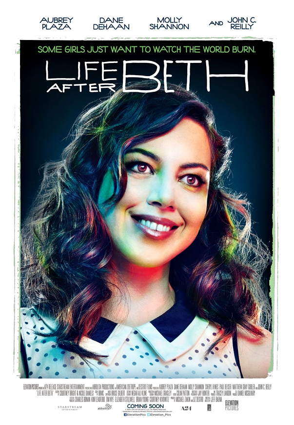 Póster Life After Beth