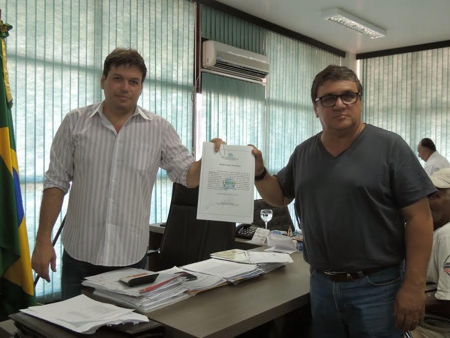 Assinada Ordem de Serviço para reforma e Adequação de Escolas e Creches em Barra do Garças