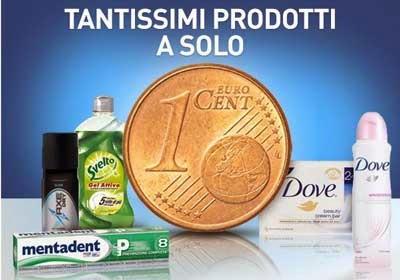 prodotti unilever un centesimo di euro