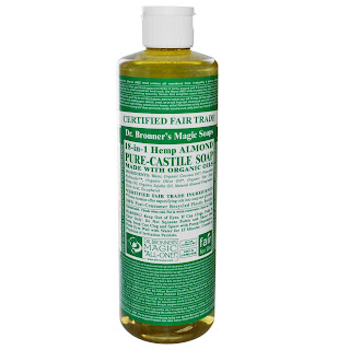 Dr.Bronner Almond Soap