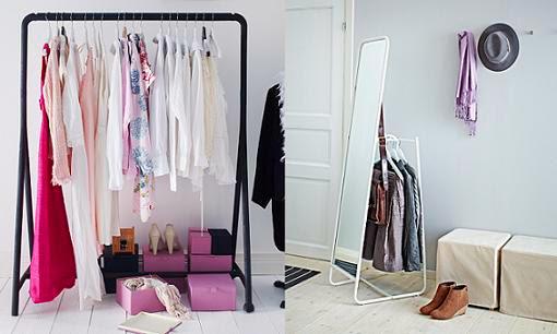Como hacer un mueble para colgar la ropa - Burro para colgar ropa ...