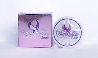 Aura Glow Sabun Collagen