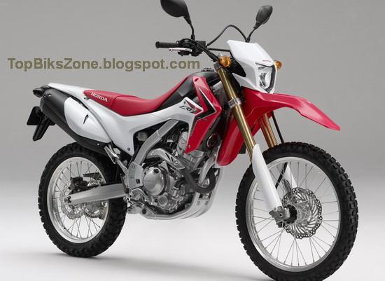 Honda CRF250L 2013 Motocross Bikes