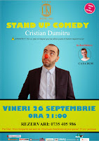 Stand-Up Comedy Vineri 26 Septembrie Constanta
