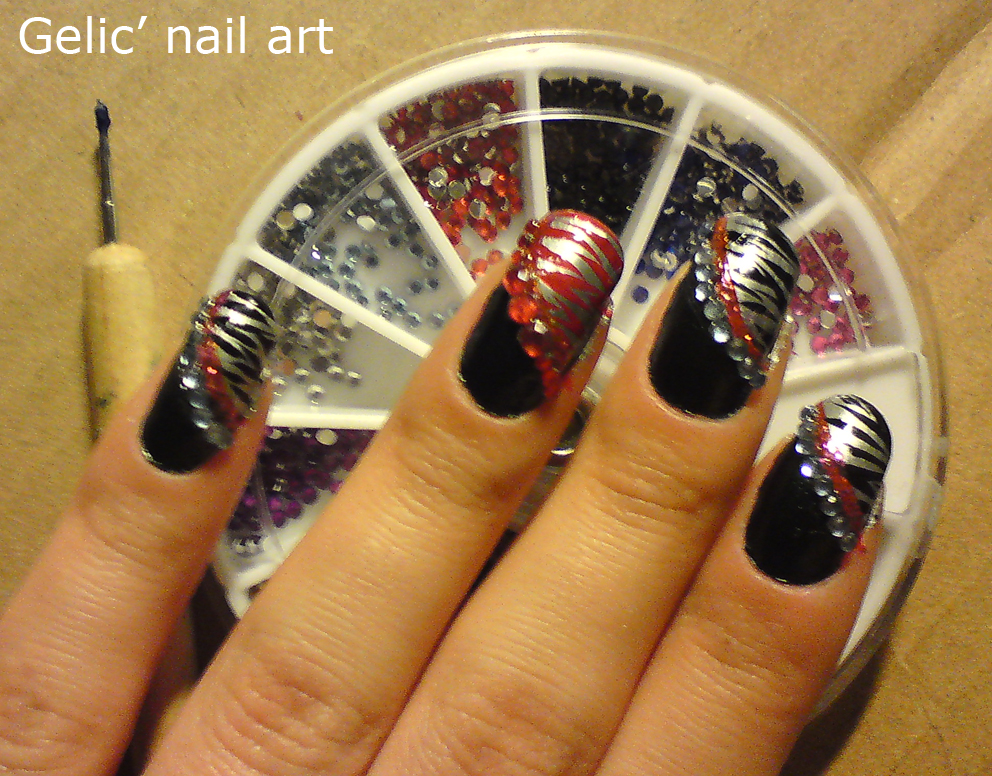 La colors art deco nail polish choice image nail art and nail la colors art deco nail polish images nail art and nail design ideas la colors art prinsesfo Gallery