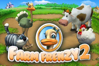 Farm Frenzy 2 Logo