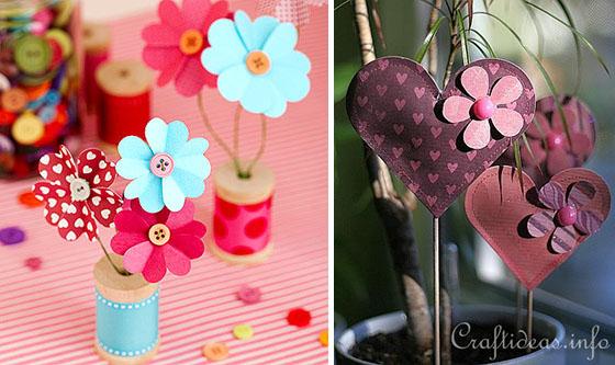 Blog da Roca Imóveis Ideias de decoraç u00e3o para o Dia das M u00e3es -> Decoração De Festa Para O Dia Das Mães Na Escola