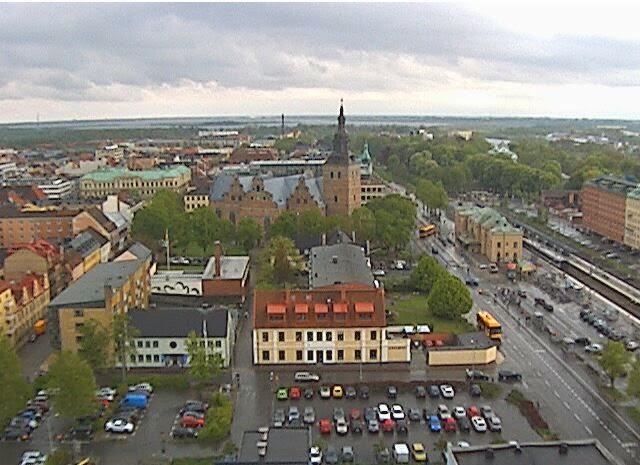 http://www.vattenriket.kristianstad.se/kamera/staden.php