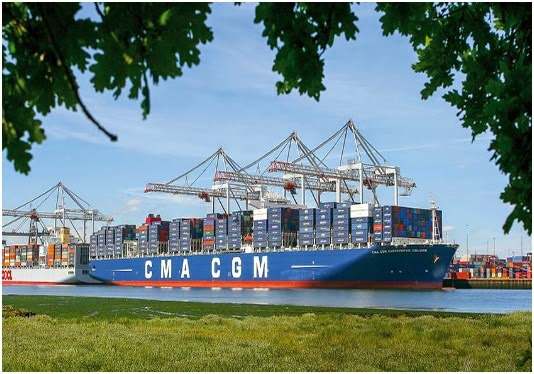Volumes up, profit down at CMA CGM